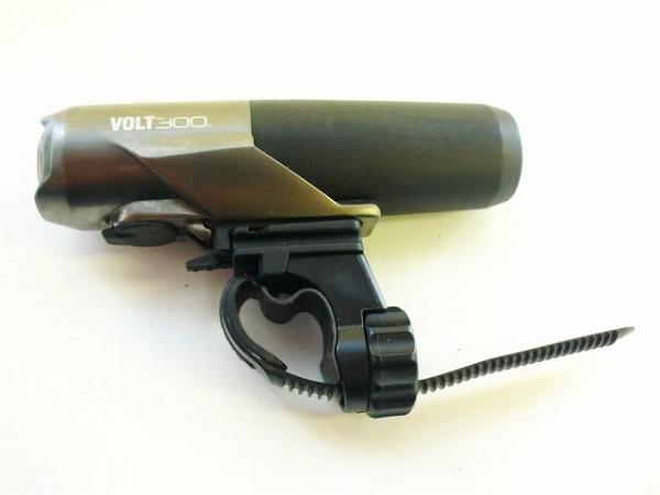 フロントライト VOLT300 HL-EL460RC USB充電式