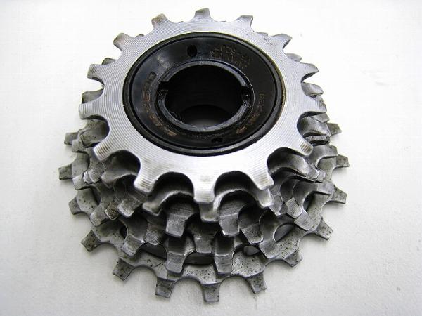 ボスフリー simano600 MF-6207 14-22T 6s ボスフリー