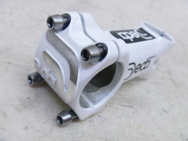 アヘッドステム ZERO2 80/31.8/28.6mm ホワイト