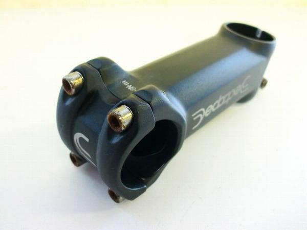 アルミアヘッドステム 100mm/φ31.8mm/OS
