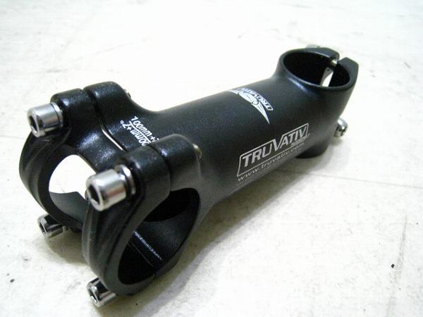 アヘッドステム HUSSEFELT 100/31.8/28.6mm ブラック