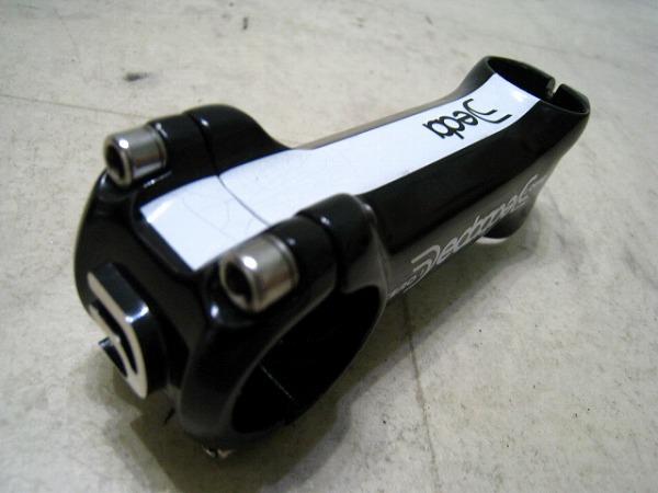 アヘッドステム ZERO1 100/31.7/28.6mm アルミ ブラック