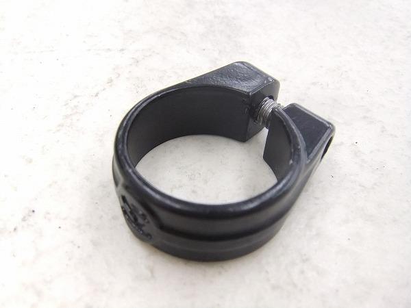ステンレスシートクランプ 30.0mm ブラック