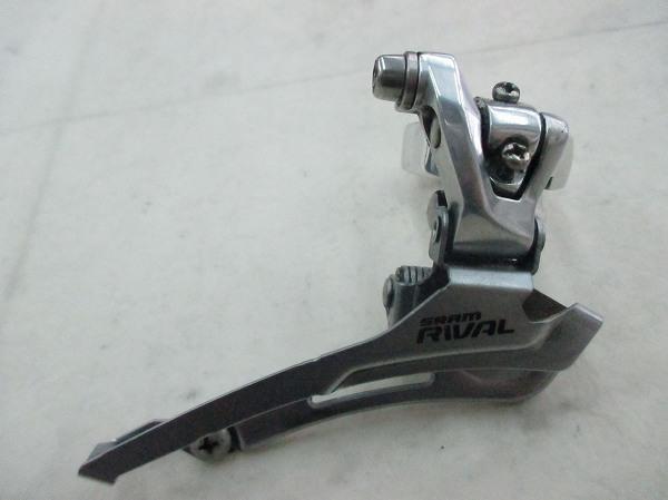 フロントディレイラー RIVAL 2s φ35mm