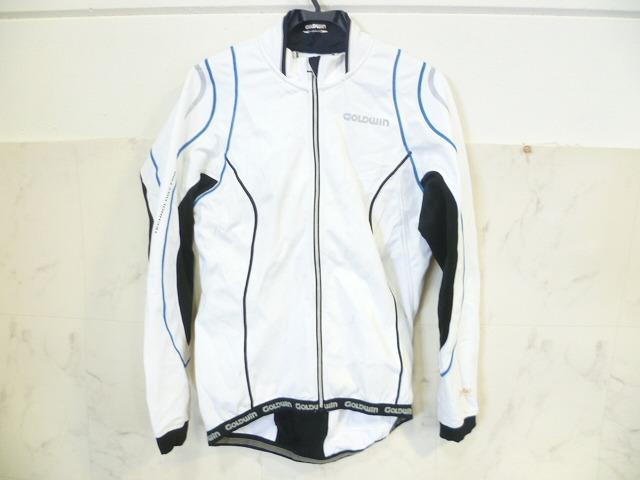 ウィンドブレークジャケット GWB402 ホワイト サイズXL