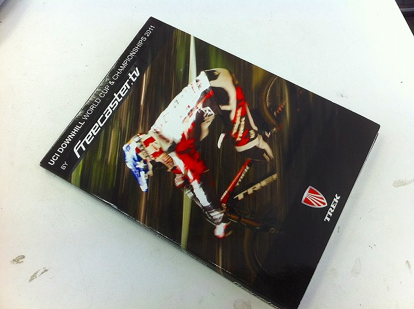 DVD UCI DOWNHILL WC&CS 2011