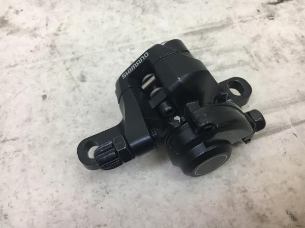 メカニカルディスクブレーキ BR-R317 ブラック