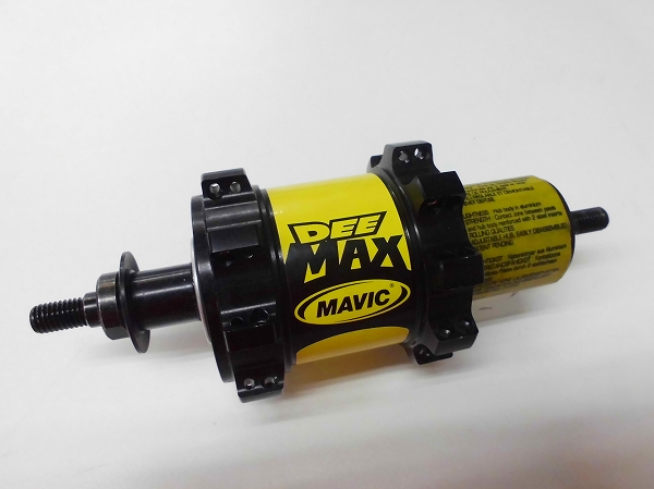 ハブ DeeMAX 135mm/36H/ナット止め