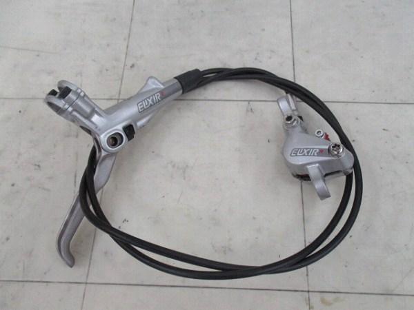 油圧ブレーキユニット ELIXIR R 1230mm シルバー