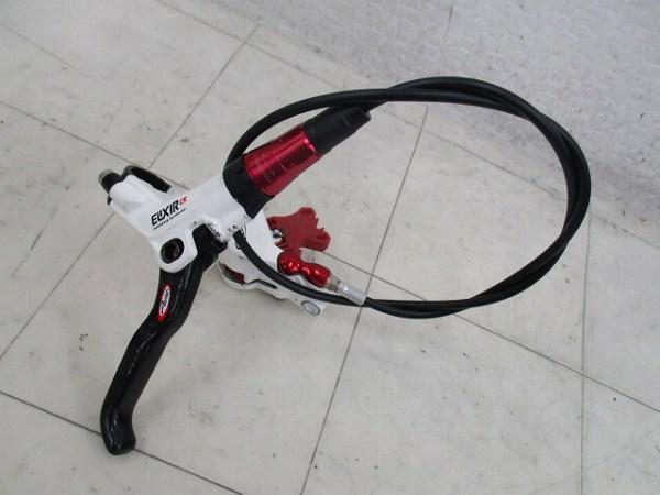 油圧ブレーキユニット ELIXIR CR 約750mm ホワイト
