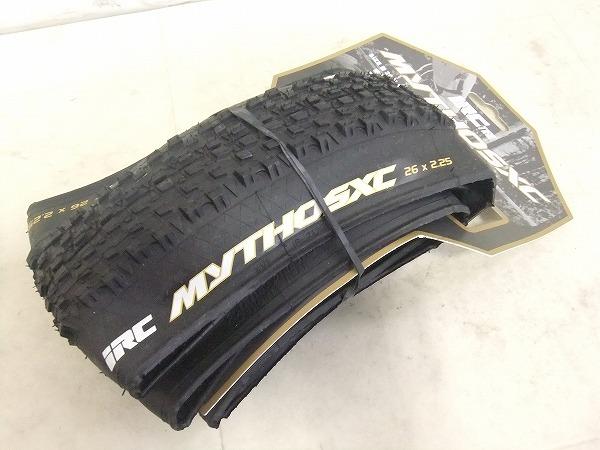 ブロックタイヤ MYTHOS XC 26×2.25