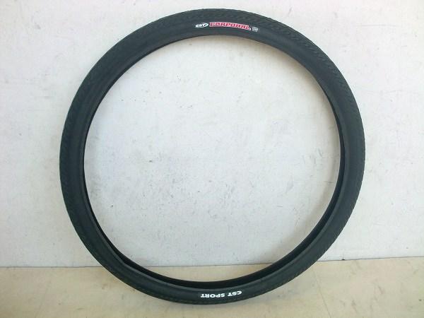 クリンチャータイヤ CORPORAL 26x1.90 ブラック