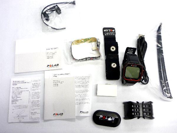 心拍系付きスポーツウォッチ RC3 GPS BIKE