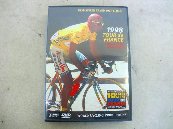 DVDセット ツール・ド・フランス 1998
