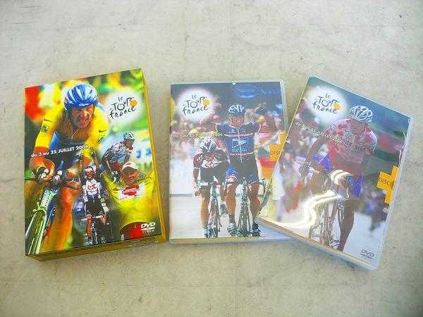 DVDセット ツール・ド・フランス 2004