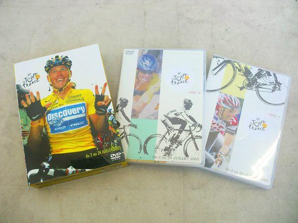 DVDセット ツール・ド・フランス 2005