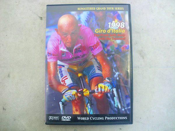 DVD ジロ・デ・イタリア 1998