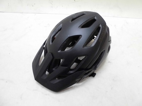 ヘルメット AMBUSH サイズ:L(57-63cm) ブラック