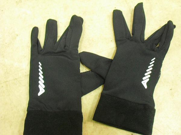 フルフィンガーグローブ ブラック Mサイズ