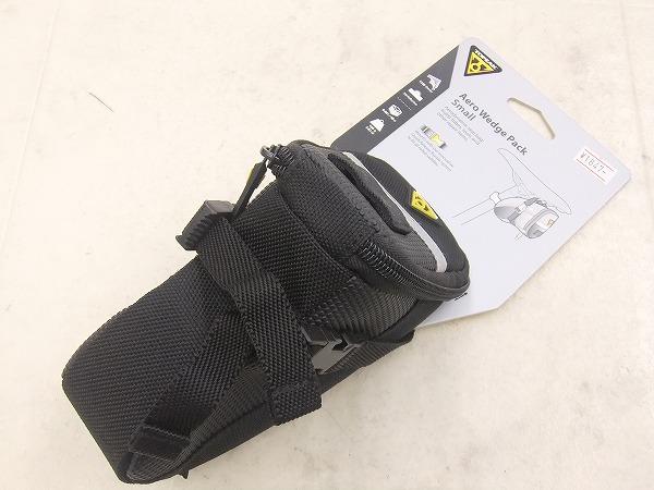 Aero Wedge Pack (Strap Mount) エアロウェッジパック Sサイズ