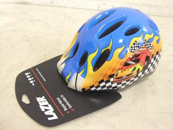 ヘルメット MAX+ 49-56cm レースカー