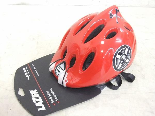 ヘルメット MAX+ 49-56cm ファイヤーマン