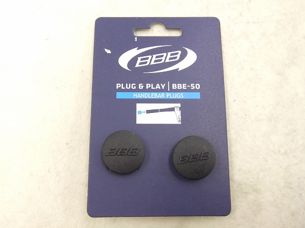 バーエンドプラグ&プレイ BBE-50 ブラック