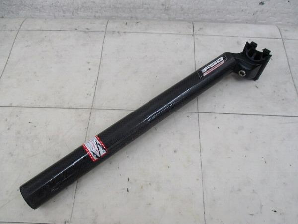 カーボンシートポスト SL-K 31.6/350mm ブラック