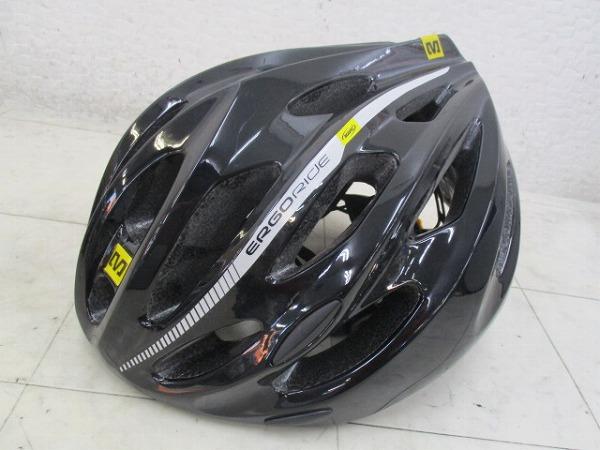ヘルメット ESPOUR MF/M06 58/63cm 310g ブラック