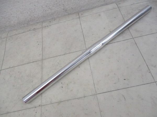 フラットバー B2500AA 500/25.4mm シルバー