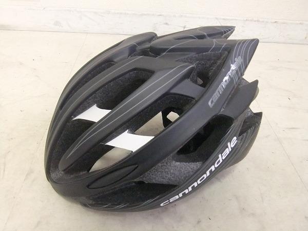 ヘルメット TERAMO ブラック ※サイズ/年式不明
