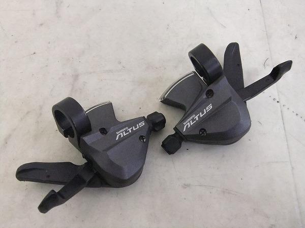 ラピットファイヤー SL-M370 ALTUS 3x9s