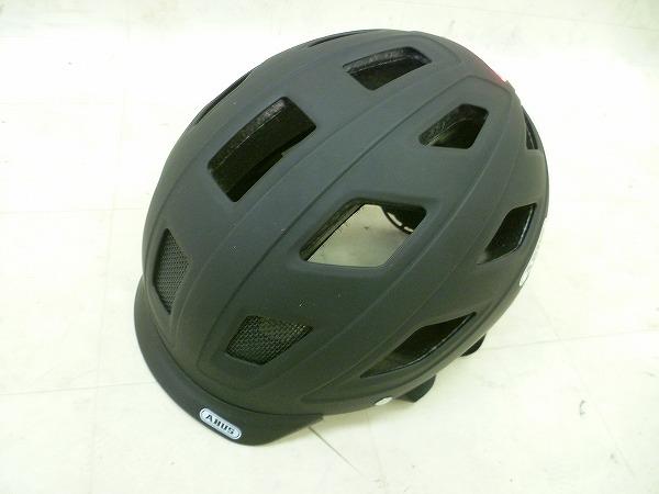 リアライト付きヘルメット Hyban CITY RIDE サイズ:52-58㎝