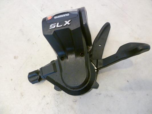 左シフトレバー SL-M660 SLX フロント3s