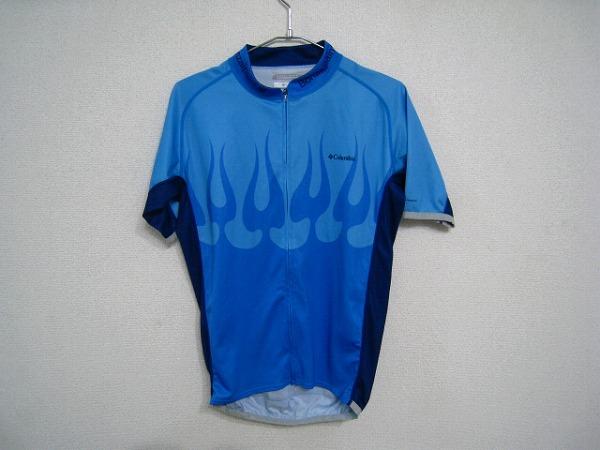半袖ジャージ サイズ:L/G ブルー