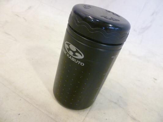ツールボトル ショートサイズ ブラック