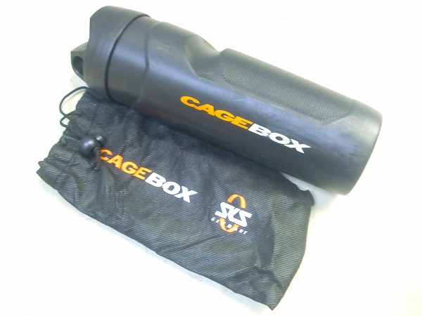 ツールボトル CAGEBOX ブラック