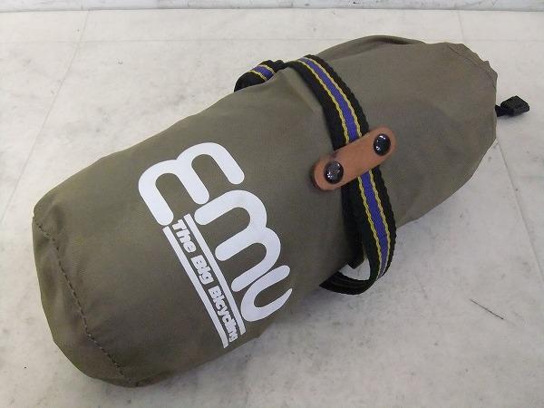 輪行袋 E-10 カーキ