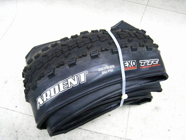 タイヤ ARDENT 26x2.25 クリンチャー(チューブレスレディ)