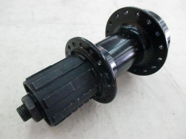 リアハブ 32H 135mm シマノフリー ディスク対応
