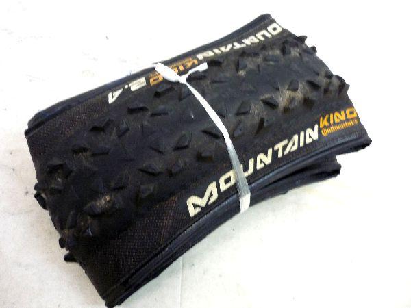 タイヤ MOUNTAIN KING 26×2.4