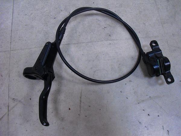 油圧ディスクブレーキ フロント用セット 760mm