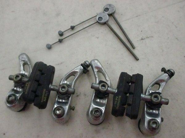 使用感大 カンチブレーキセット BR-M290 ACERA X