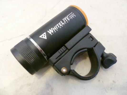 フロントライト WHITELITE DX