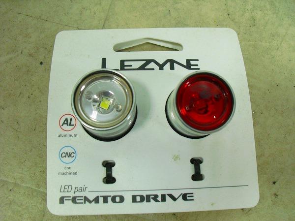 FEMTO DRIVE LEDライトセット