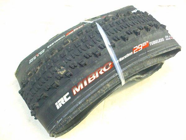 クリンチャータイヤ MIBRO 29x2.00 ブラック