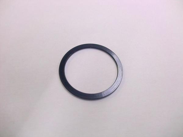コラムスペーサー OS(28.6mm)/1mm ブラック