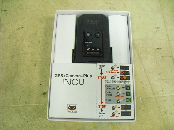 GPSカメラ INOU MSC-GC100