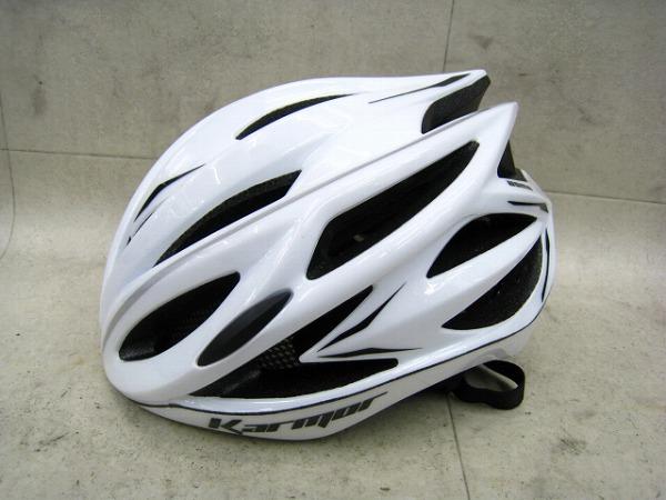 ヘルメット ASMA サイズ:L(59-60cm) ホワイト