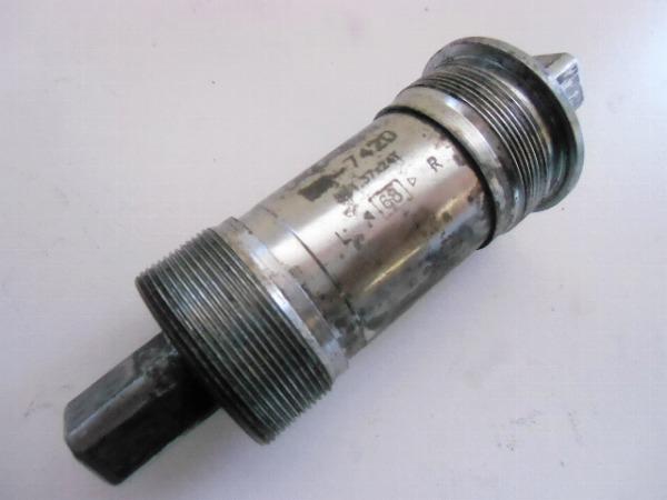 ボトムブラケット BB-7420 JIS 68 113mm スクエア